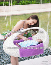 Bisini outdoor furniture,egg shape cradle (BF10-R393)