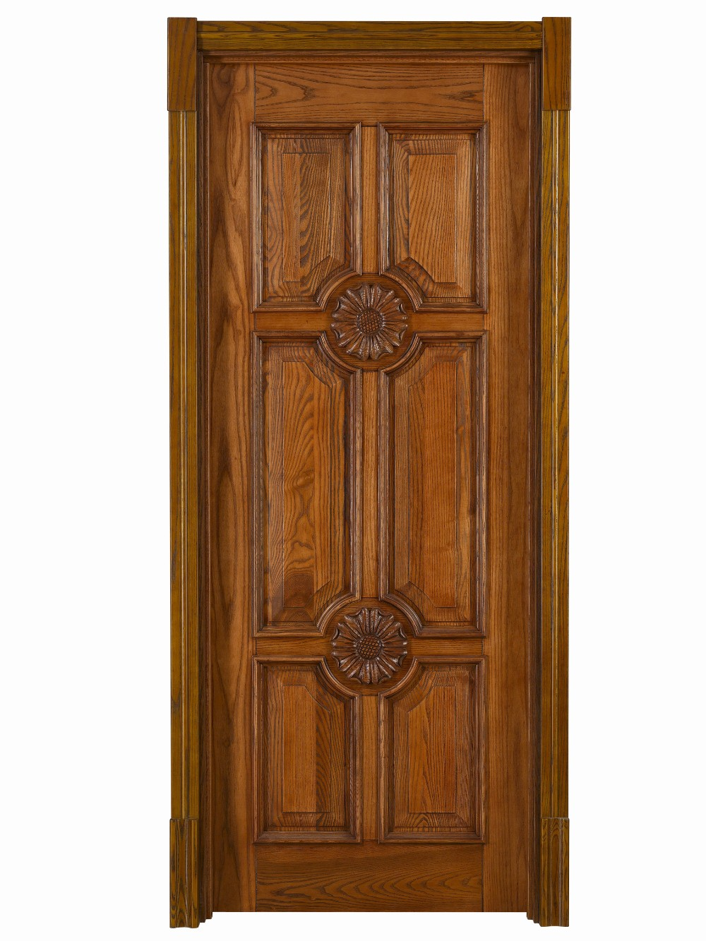 Outdoor solid wood 24 inches exterior doors buy 24 for Solid hardwood front doors