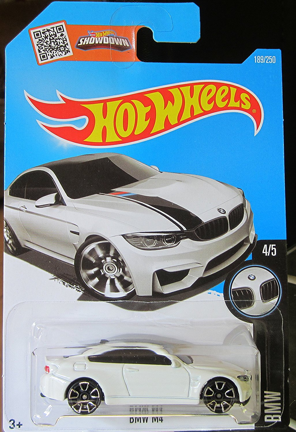 Buy Hot Wheels 2016 Bmw Bmw M4 White 189 250 In Cheap Price On