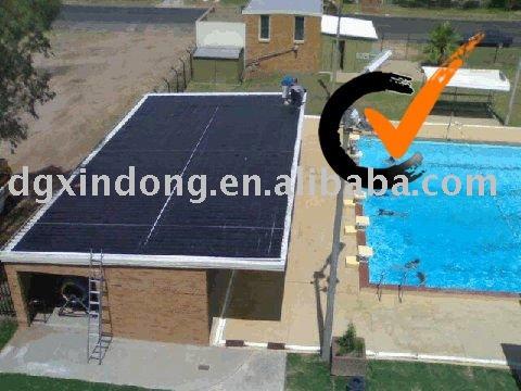 solaire syst me d 39 eau chaude chauffage de piscine epdm mat chauffe eau pompe chaleur id du. Black Bedroom Furniture Sets. Home Design Ideas