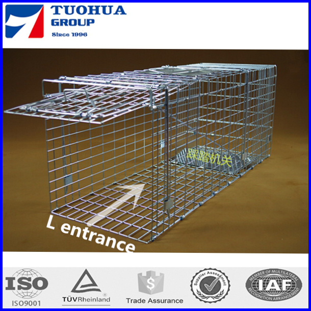 Trap cat <strong>rabbit</strong> mouse and other little animal cage