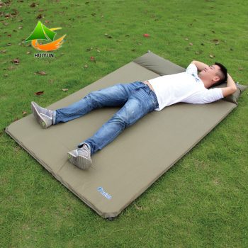 Portable C&ing Tent Pad Foldable Inflatable Mattress for 2 Person : tent mattress pad - memphite.com