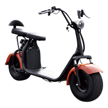 Fashion Citycoco electric scooter police use electric chariot