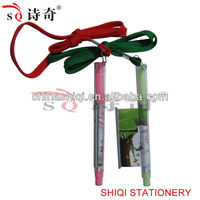 lanyard banner ball-point pen