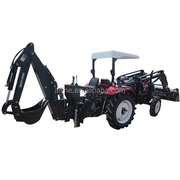 Factory supply high quality 3 point hitch backhoe