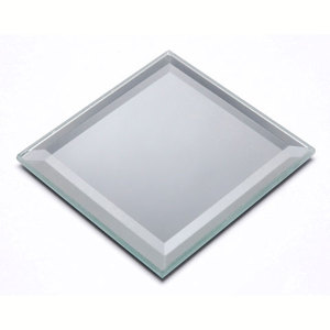 Whosale Price beveled edge glass mirror tile