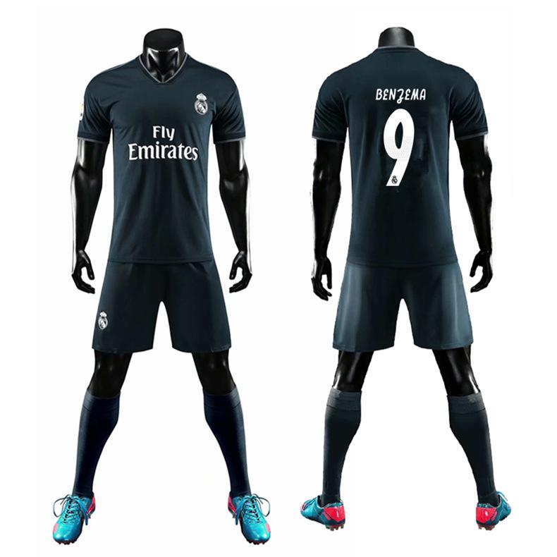 d0c16b008 China customized cheap soccer uniform set wholesale 🇨🇳 - Alibaba