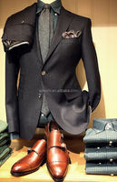 2015 High quality custom made, tailor made, bespoke suit for busines men