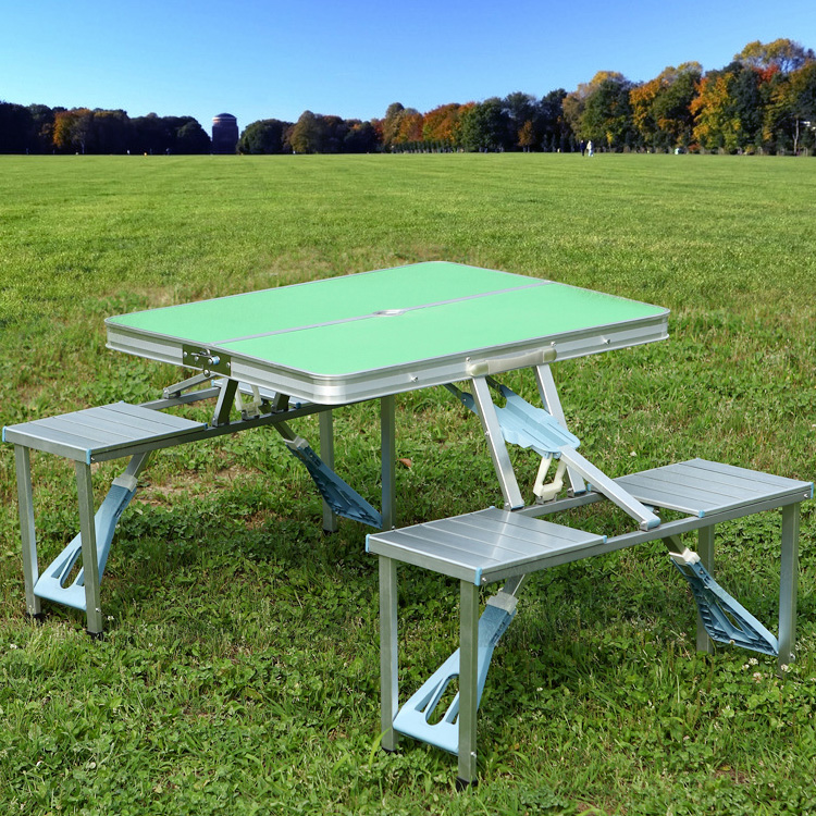 Cheap price outdoor metal foldable <strong>table</strong> and chair
