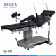 AG-OT010B Hospital emergency equipment with double countertop operating theatre table