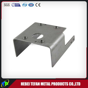 High quality powder coated furniture fitting metal stamping sofa mounting bracket