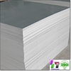 Rigid plastic mat high gloss pvc marble sheet