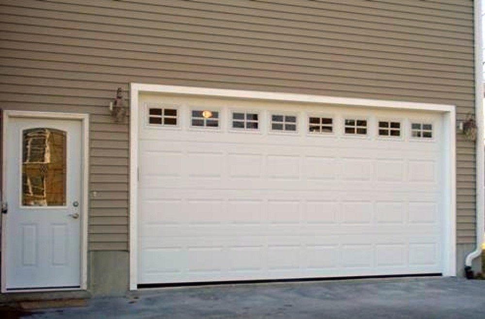 Fireproof Garage Door, Fireproof Garage Door Suppliers And Manufacturers At  Alibaba.com