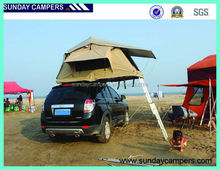 4x4 truck sunday campers largest annex tent camping