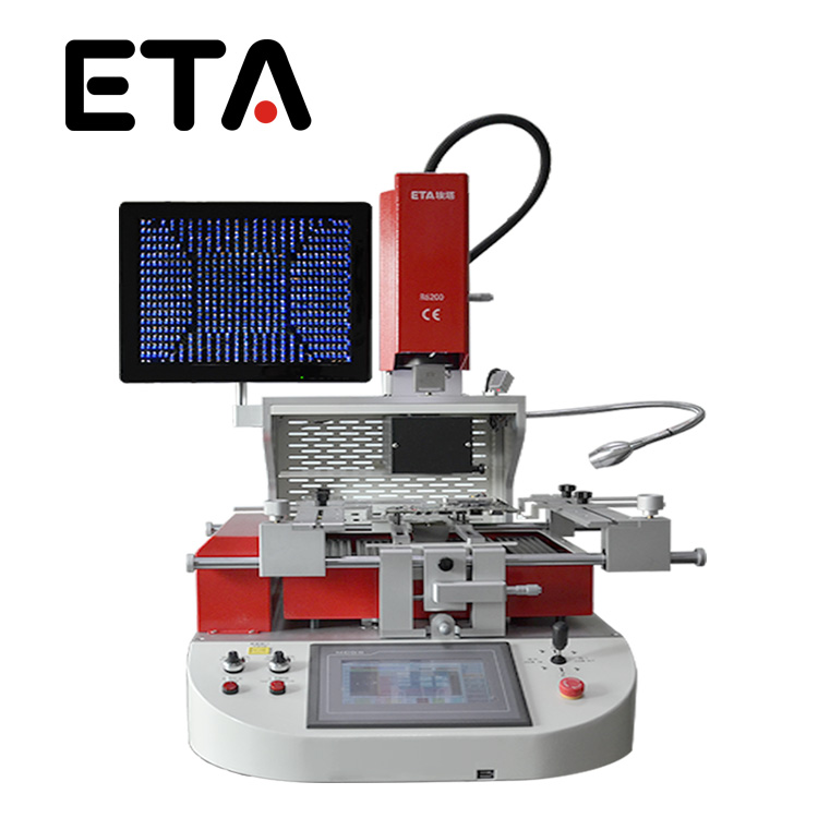 Chinese Supplier BGA Rework Station in Professional Soldering Irons and Stations