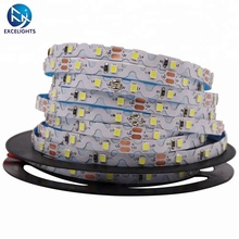 S Bentuk 300 LED 10 M/REEL Ultra Narrow Tanda Tangan Channel Huruf SMD Ditekuk Fleksibel Tape 12V DC 2835 Zigzag LED Strip Lampu