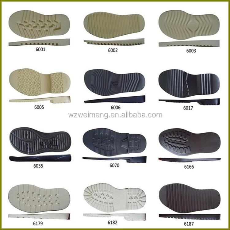 Leather Shoe Sole Pattern