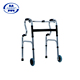 Lightweight Aluminum Folding Rollator Walker with front wheels for the Elderly adults
