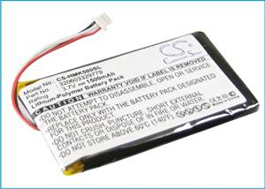 VINTRONS Rechargeable Battery 1500mAh For Harmon Kardon GPS-500, 320603329779