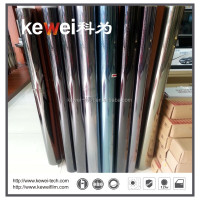 5%-50% VLT,99% UV protection adhesive protective window film,PET Car solar window tint film