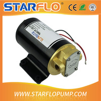 STARFLO FP-24 24vdc 14LPM diesel engine water pump / oil transfer gear pump