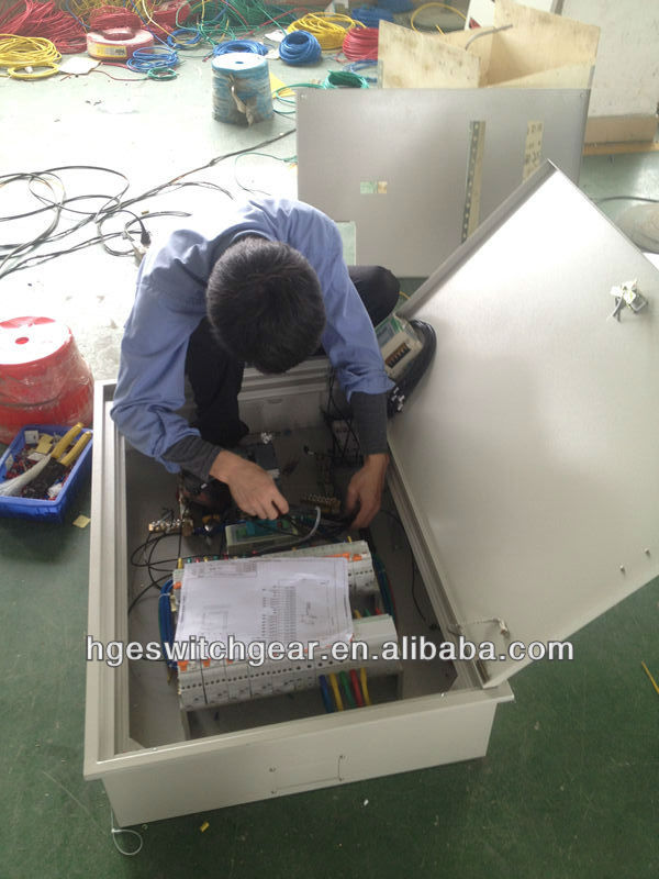400a 8 Way Circuit Breaker Box Electrical Distribution