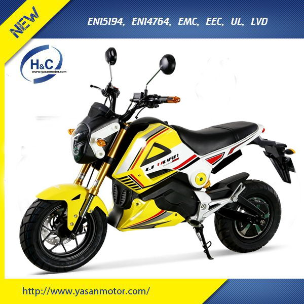 3000W 72V big powerful electric scooter motorcycle for adults with EEC approved