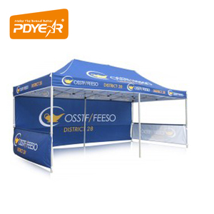 High Quality 3 X 6m Promotion Trade Show Aluminum Folding Tent
