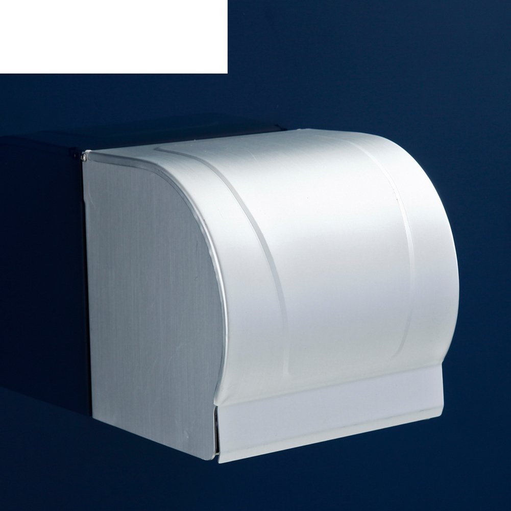 Space aluminum waterproof toilet paper box/Hygienic tray/Toilet paper holder/Box/Tray/ bathroom tissue box