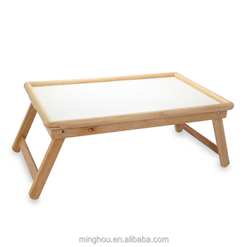 New Whole Easy Moving Wood Folding Bed Tray Table Wooden Tv Product On Alibaba