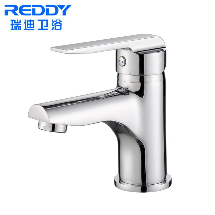 Kaiping low prices hot & cold water taps 304 stainless steel bathroom basin faucet