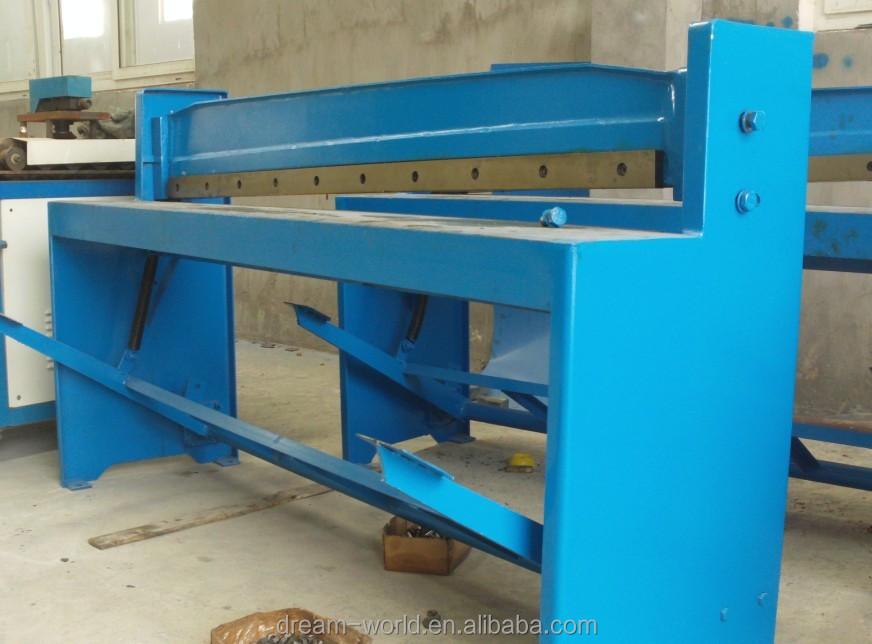 Gear cutting machines,sheet metal cutting and bending machine.