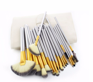 Custom logo private label wholesale professional makeup brush set brush makeup