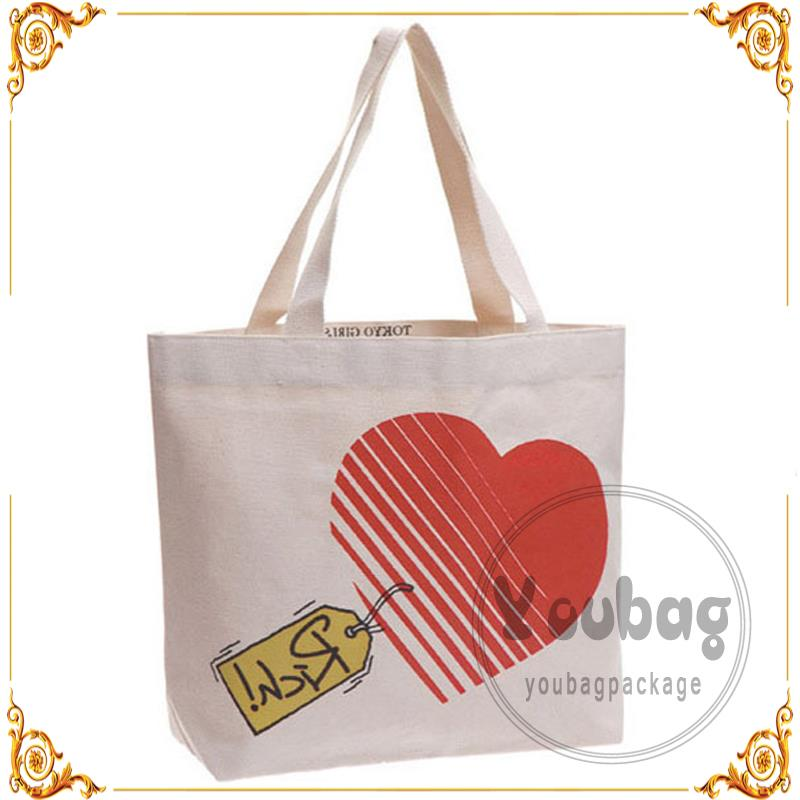 new style cotton shoulder bag canvas shopping tote waste jute bags