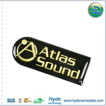 Customized 3d Stickers For Car, Epoxy Resin Dome PVC Stickers Labels With  Low Price Epoxy