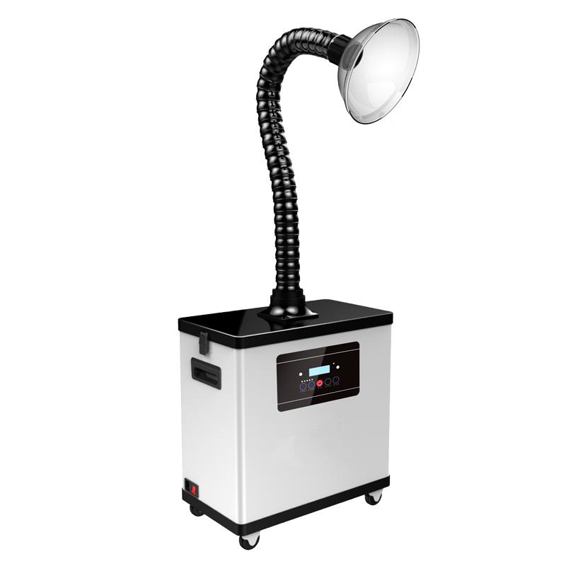 Салон красоты вытяжной экстрактор KS-1001 KS-1002 экстрактор пыли для ногтей