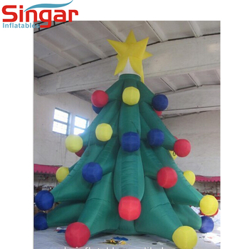 Christmas Tree Inflatables.Customized Giant Inflatable Christmas Tree Yard Decoration Inflatable Tree With Ornaments Buy Inflatable Christmas Tree Yard Decoration Outdoor Led