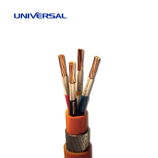 Kindle Fire) 저항하는 Cable 450/750 볼트 및 600/1000 볼트 Mica + LSZH Insulated 힘 Cables (Single 코어)