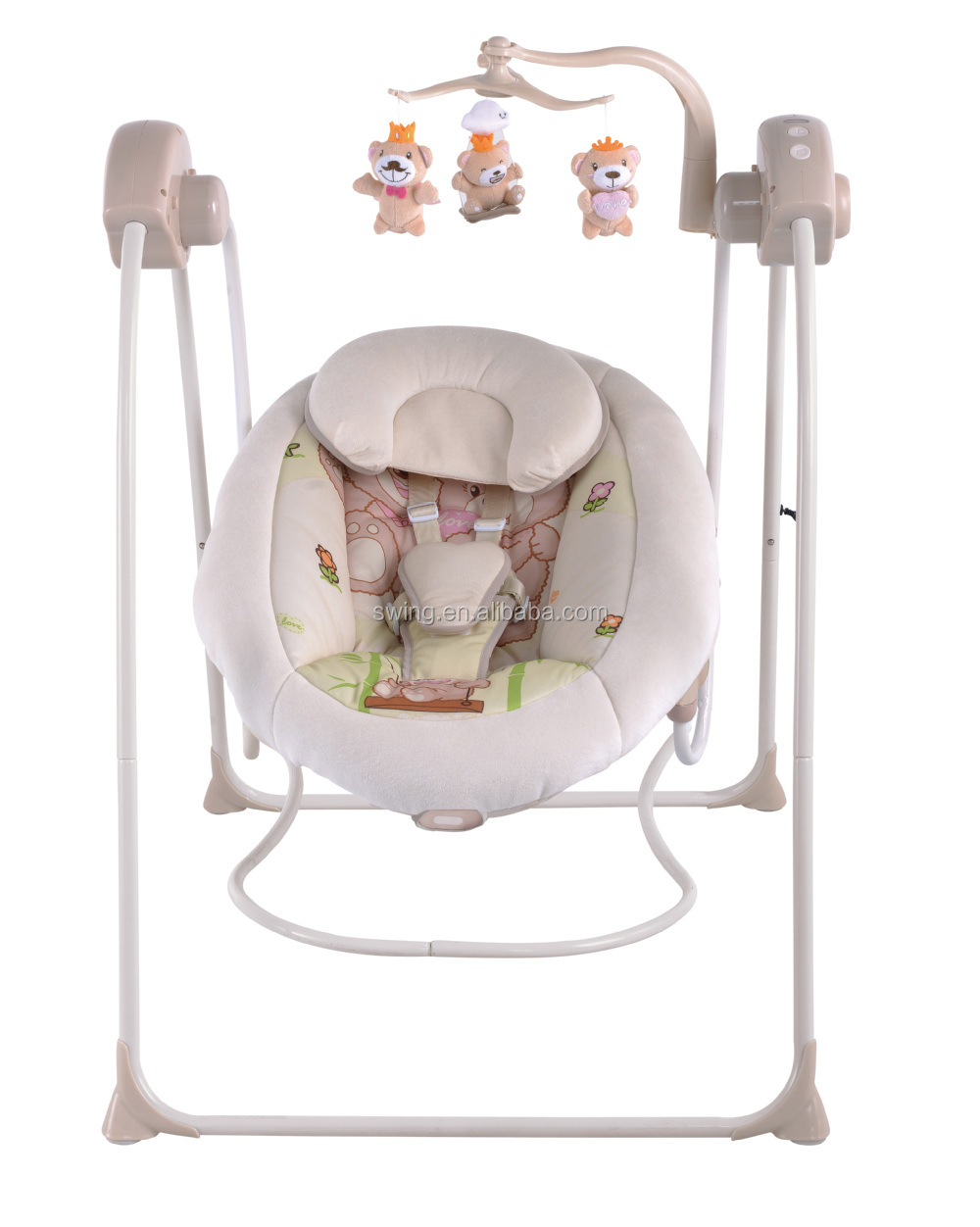 Electric baby rocker chair - Electric Baby Swing Bouncer