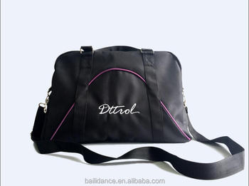 D041016 Dttrol branded dance hand bags for adults