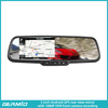 HD 5 Inch Android Rearview Mirror+Car GPS+1080P DVR+BT+FM+WIFI