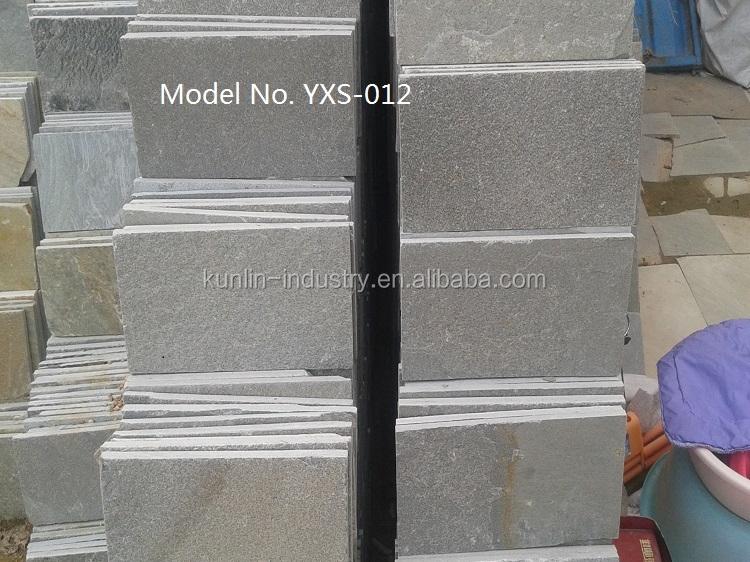 Grigio split ardesia piastrelle pietre per facciate esterne ardesia id prodotto 60310130601 - Piastrelle per facciate esterne ...