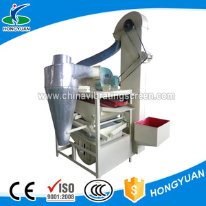 Maintain convenient safe and durable legumes grain cleaner