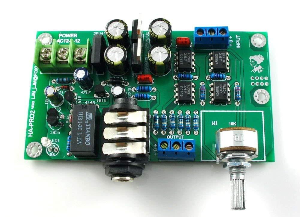 Buy F586A DIY Class A Headphone Amplifier Board HIFI Audio