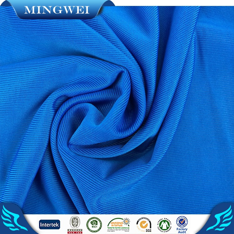 Tricot Lining Fabric Fleece Fabric New Design Cricket Jerseys