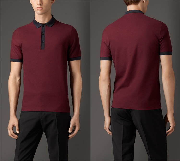 China Supplier High Quality Men Polo Shirt With Different Color ...