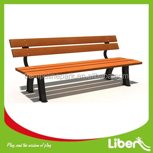 Park Bench Parts Suppliers: Custom Outdoor Cast Iron Leg Wood Park Bench,Durable
