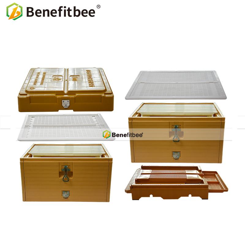 Beekeeping Equipment Plastic Frame Spacer Bee Hive Frame Spacing Tool Ws