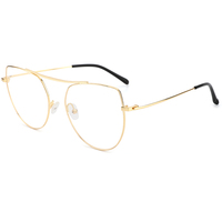 Vintage Cat Eye Metal Eyeglass Frame Factory