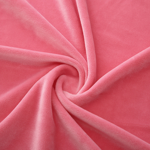 Spandex Super Soft Fleece Lining Fabric for Thermal Underwear/Home wear/Blanket
